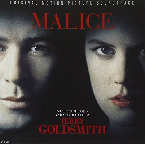Goldsmith: Malice Original Soundtrack [SOUNDTRACK]