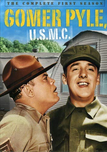 Gomer Pyle Usmc: Complete First Season [DVD] [2006] [Region 1] [US Import] [NTSC] from Paramount Home Video