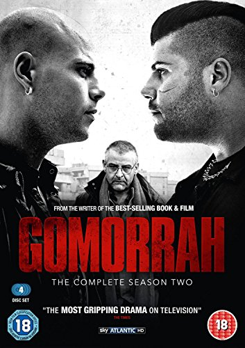 Gomorrah: The Complete Season Two [DVD] from Arrow