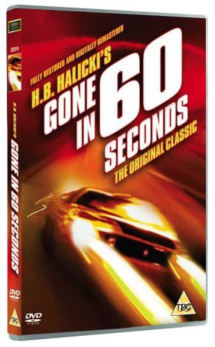 Gone in 60 Seconds [DVD] from Cinema Club