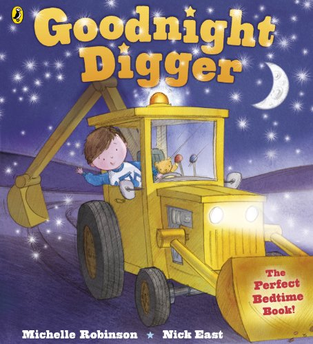 Goodnight Digger (Blackie Picture Book) from Puffin