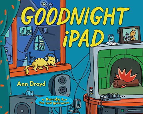 Goodnight iPad: a Parody for the next generation from Penguin