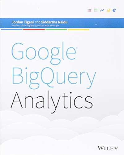 Google BigQuery Analytics from Wiley