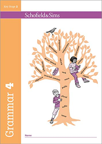 Grammar and Punctuation Book 4: Year 4, Ages 8-9 from Schofield & Sims Ltd
