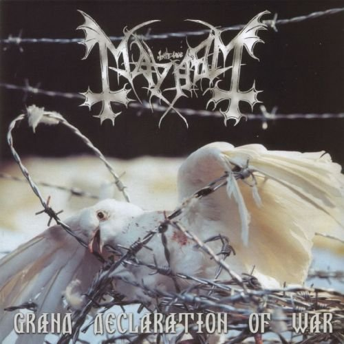 Grand Declaration of War [VINYL]
