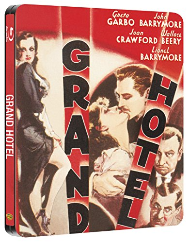 Grand Hotel Steelbook (Blu-ray + UV Copy) [1932] [Region Free] from Warner Home Video