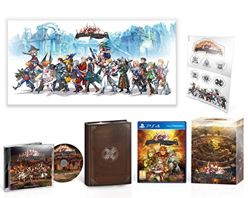 Grand Kingdom - Limited Edition (PS4) from NIS America