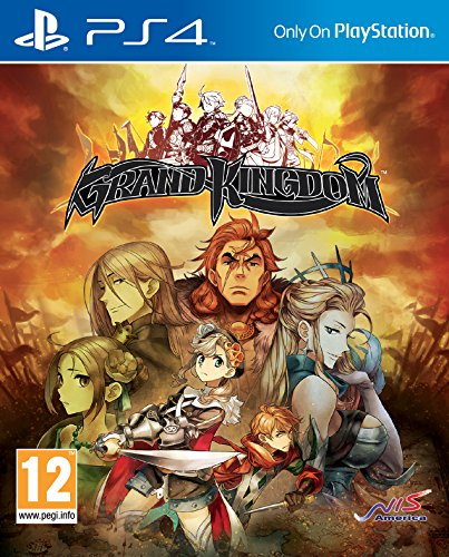 Grand Kingdom - Standard Edition (PS4) from NIS America