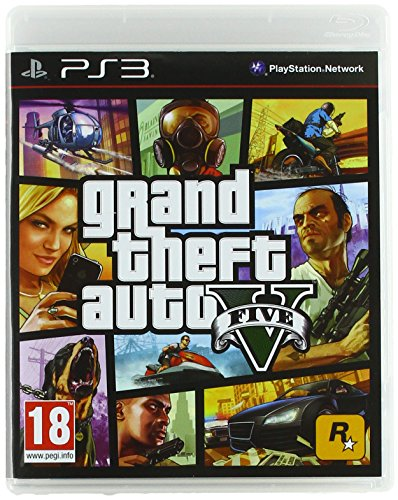 Grand Theft Auto V (PS3) from Rockstar
