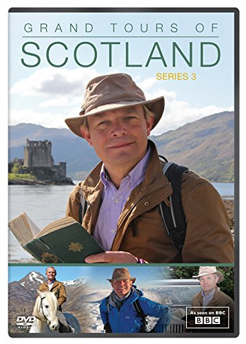 Grand Tours Of Scotland: Series 3 [DVD] from Spirit Entertainment Limited