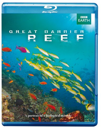 Great Barrier Reef [Blu-ray] from BBC