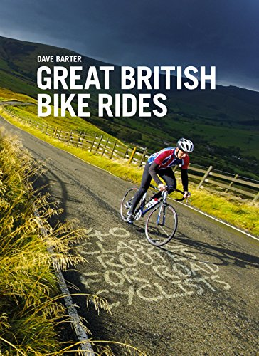 Great British Bike Rides: 40 classic routes for road cyclists from Vertebrate Publishing