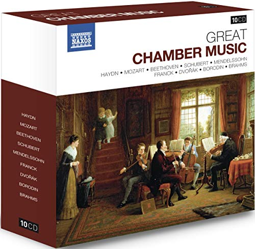 Great Chamber Music [Naxos: 8501064] from NAXOS