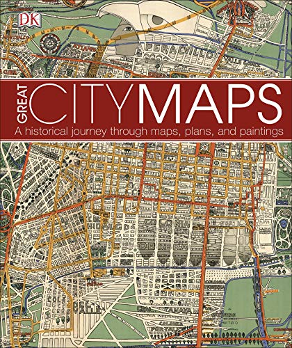 Great City Maps from DK