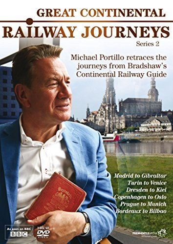 Great Continental Railway Journeys: Series 2 [DVD] from Fremantle Home Entertainment
