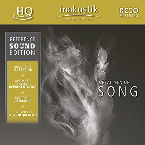 Great Men Of Song (HQCD) from INAKUSTIK