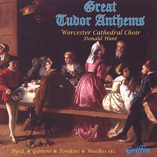 Great Tudor Anthems from Griffin & Company
