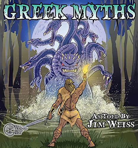 Greek Myths from Peace Hill Press