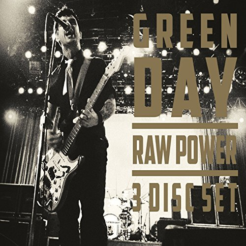 Green Day - Raw Power (2x CD+DVD)