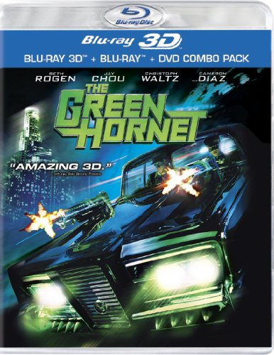 Green Hornet [Blu-ray] [2011] [US Import] from Sony Pictures Home Entertainment