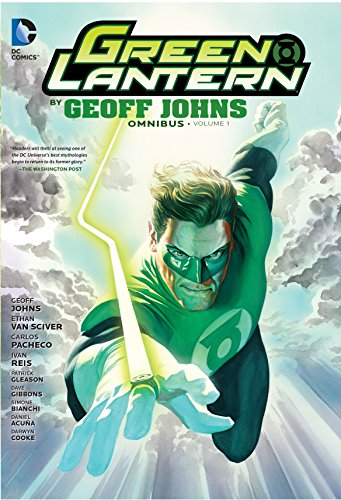 Green Lantern by Geoff Johns Omnibus Volume 1 HC from DC Comics