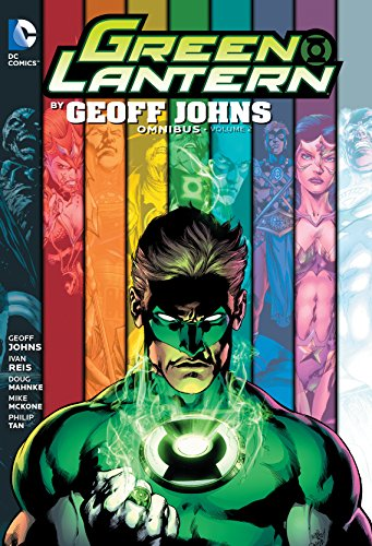 Green Lantern by Geoff Johns Omnibus Volume 2 HC from DC Comics