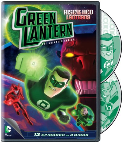 Green Lantern: Animated Series - Season One Part 1 [DVD] [2012] [Region 1] [US Import] [NTSC] from Warner Manufacturing
