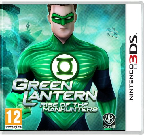Green Lantern: Rise of the Manhunters (Nintendo 3DS) from Warner Bros. Interactive