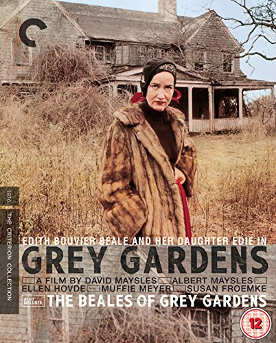 Grey Gardens (The Criterion Collection) [Blu-ray] [2016] from Sony Pictures Home Entertainment