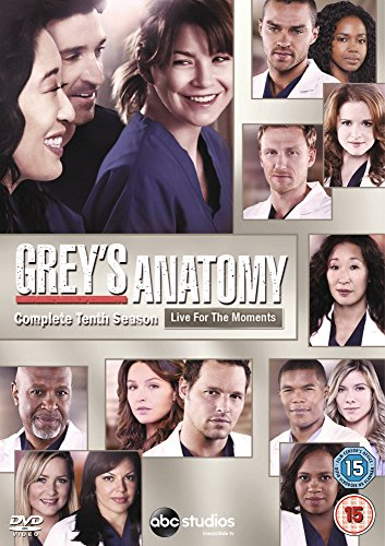 Grey's Anatomy - Season 10 [DVD] from Walt Disney Studios Home Entertainment