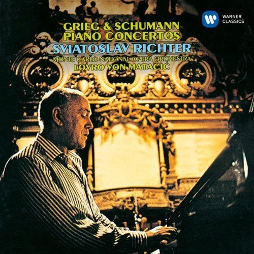 Grieg & Schumann: Piano Concer from Jap Import