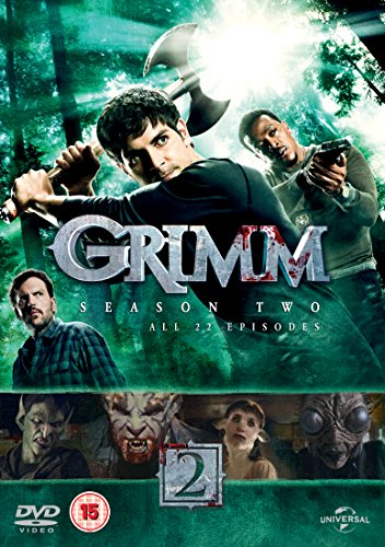 Grimm - Season 2 [DVD] [2013] from Universal/Playback