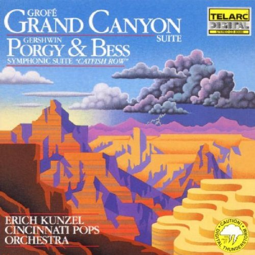 Grofé/Gershwin: Grand Canyon Suite/Catfish Row [IMPORT]