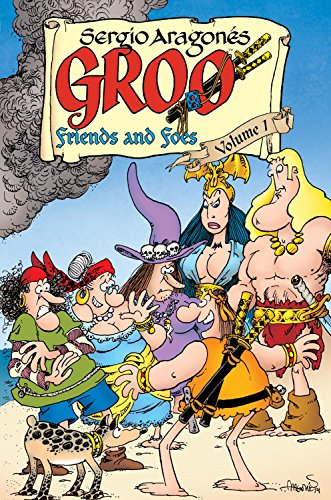 Groo: Friends and Foes Volume 1 from Dark Horse Comics