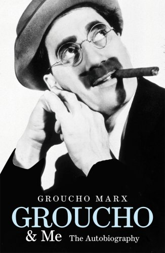 Groucho and Me: The Autobiography from Virgin Books