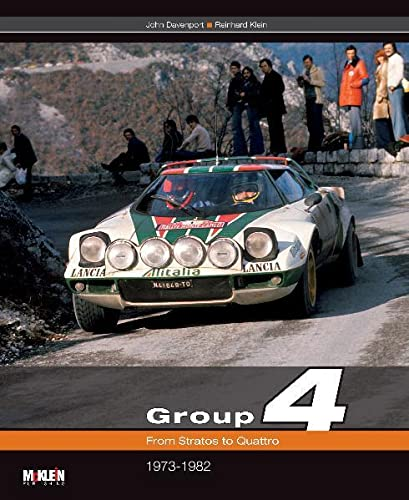 Group 4: From Stratos to Quattro from Klein, Reinhard
