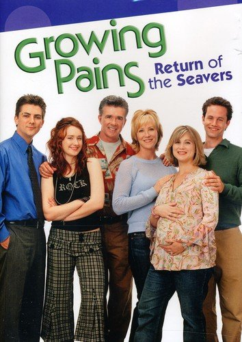 Growing Pains: Return Of The Seavers [DVD] [2004] [Region 1] [US Import] [NTSC] from Warner Manufacturing