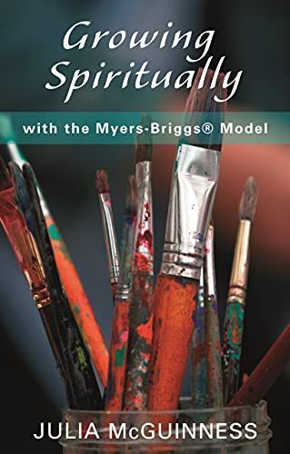 Growing Spiritually with the Myers-Briggs Model from SPCK Publishing