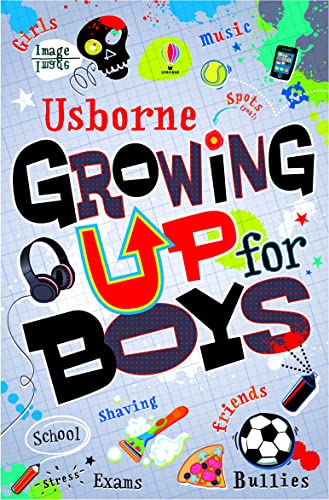 Growing Up for Boys from Usborne Publishing Ltd