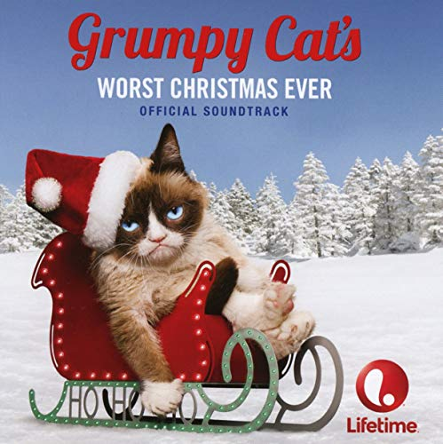 Grumpy Cat's Worst Christmas Ever from PALM OAKS ENTER.
