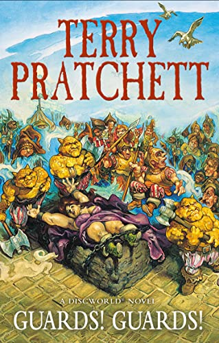 Guards! Guards!: (Discworld Novel 8) (Discworld Novels) from Corgi