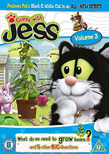 Guess With Jess - What Do We Need to Grow Beans? [DVD] from UCA