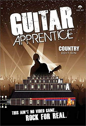 Guitar Apprentice - Country Legacy Learning [DVD] from Quantum Leap Group