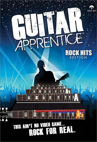 Guitar Apprentice - Rock Hits [DVD] from Quantum Leap Group