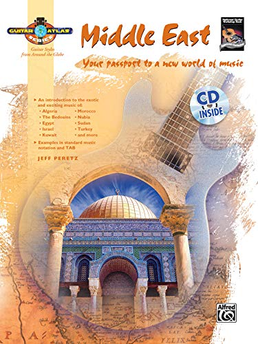 Guitar Atlas: Middle East (National Guitar Workshop) from Alfred Music