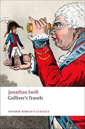 Gulliver's Travels n/e (Oxford World's Classics) from OUP Oxford