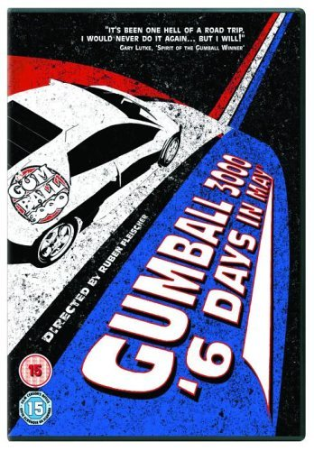 Gumball Rally 3000 - 2004 - 6 Days In May [DVD] [2005] from Sony Pictures Home Entertainment
