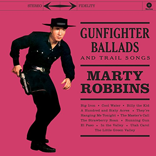 Gunfighter Ballads and Trail Songs (180g) + 4 bonus tracks [VINYL]