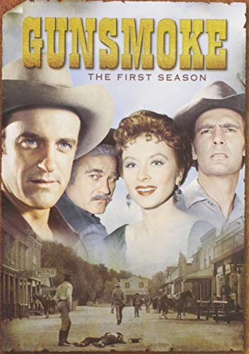 Gunsmoke: Complete First Season [DVD] [Region 1] [US Import] [NTSC] from Paramount Home Video