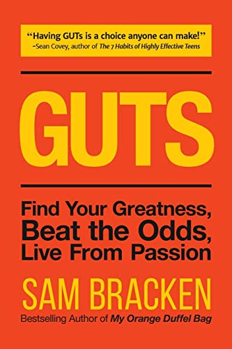 GUTS: Find Your Greatness, Beat the Odds, Live From Passion from KLO80